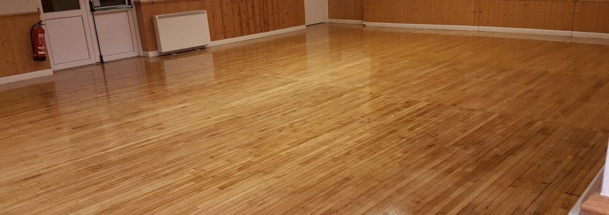 maple wood floor sanding